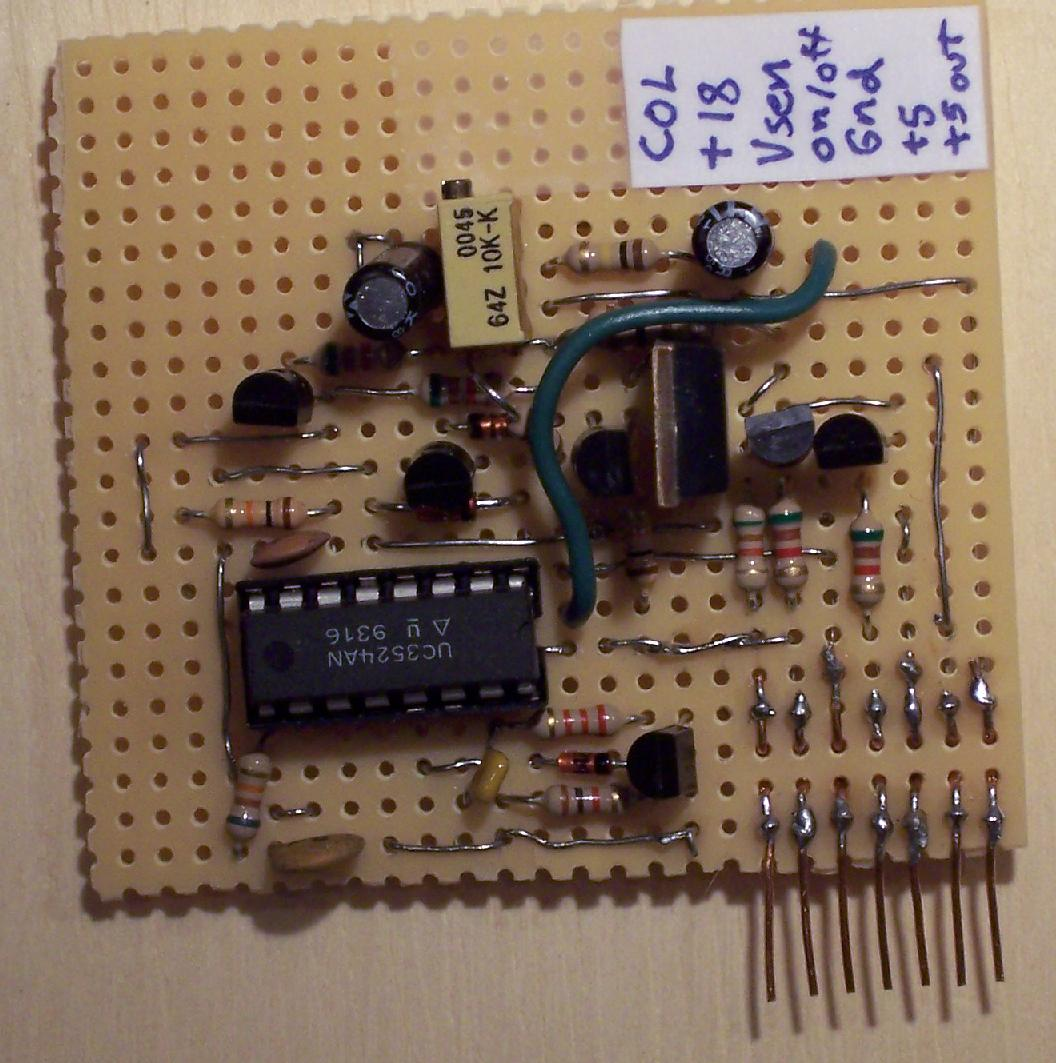 J Mike Rollins Ac Inverter Pwm Circuit Modules